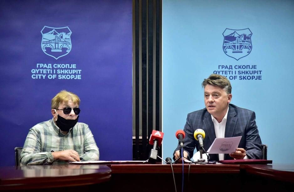 Претседателот Селковски и градоначалникот Шилегов, го објавуваат меморандумот за соработка